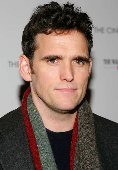 Matt Dillon -- veteran actor of many films.