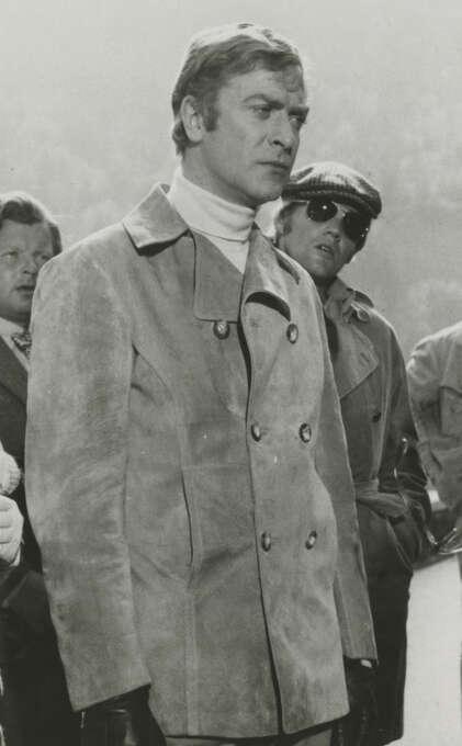 Michael Caine, in his ALFIE days.