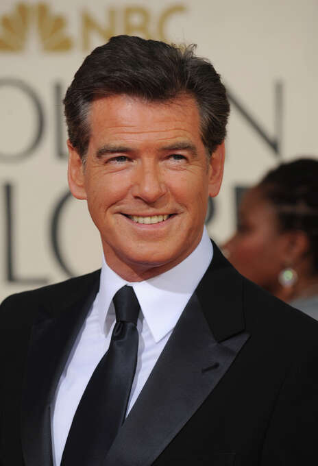 Pierce Brosnan -- under-appreciated Bond, good actor. Photo: ROBYN BECK, AFP/Getty Images / 2012 AFP