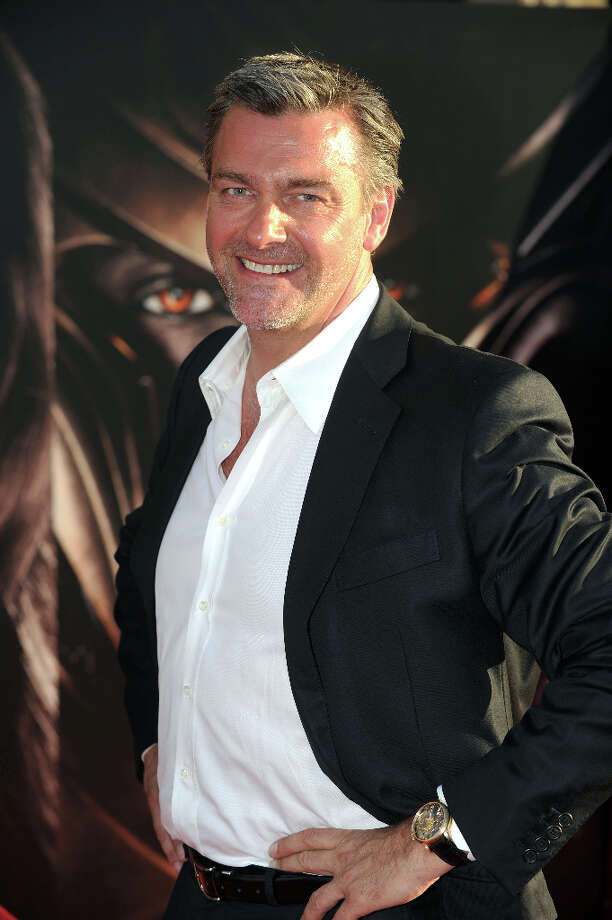Ray Stevenson -- star of ROME. Photo: GABRIEL BOUYS, AFP/Getty Images / 2011 AFP