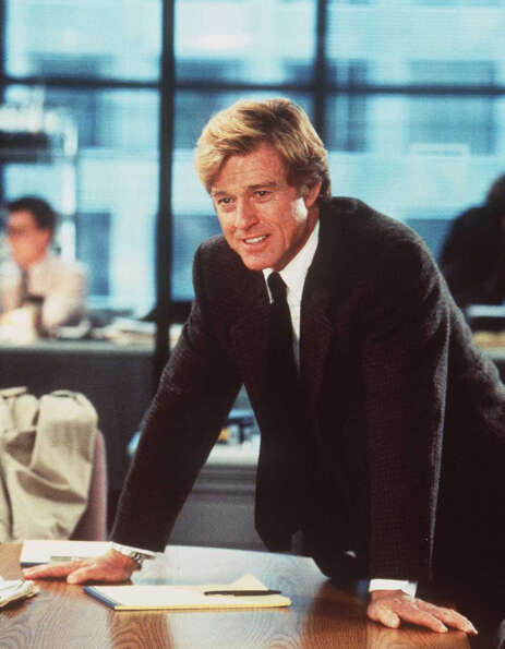 Robert Redford -- one of the most consequential actors, and I'd say THE most consequential screen ca