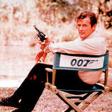 Roger Moore -- yet another Bond on this list -- he was the cheerful, self-satisfied Bond.  Also under-rated.