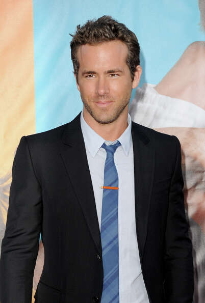 Ryan Reynolds -- leading man of many recent films.