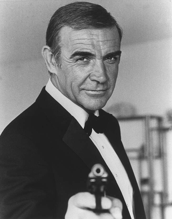 Sean Connery -- some men have it, some men don't, and some have it more than other men, and Connery has it more than anybody. Photo: AFP, AFP/Getty Images / 2012 AFP