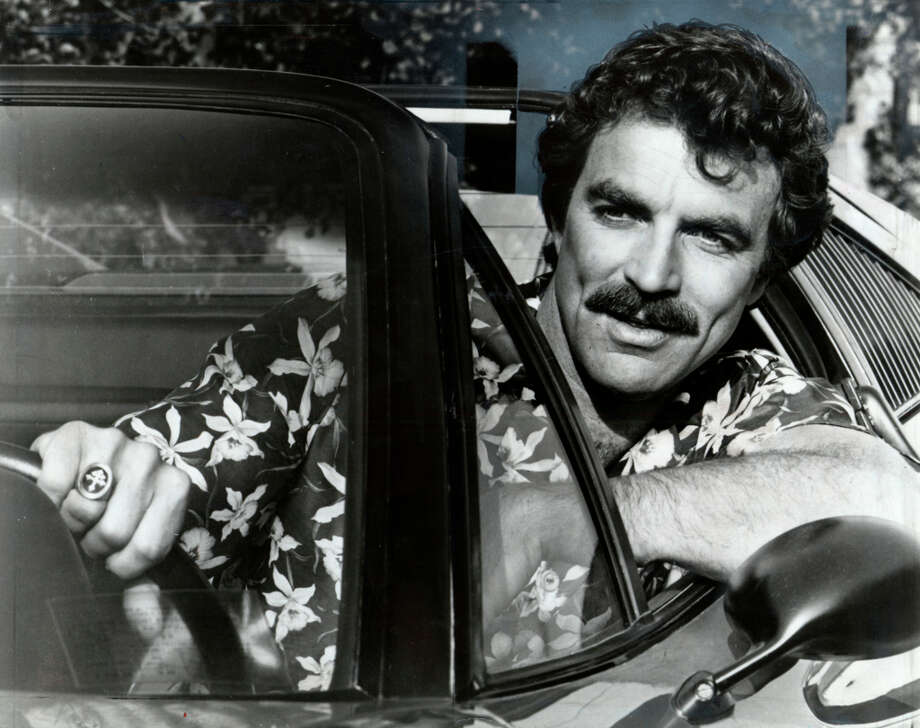 Tom Selleck -- star of the small and large screen. Photo: Handout / chronicle