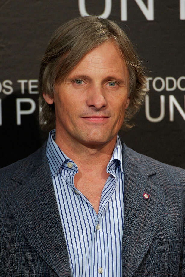 Viggo Mortensen, star of LORD OF THE RINGS. Photo: Carlos Alvarez, Getty Images / 2012 Getty Images
