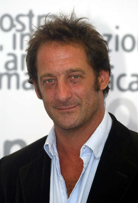 Vincent Lindon -- THE French leading man of our era and a very nice guy. Photo: GABRIEL BOUYS, AFP/Getty Images / AFP