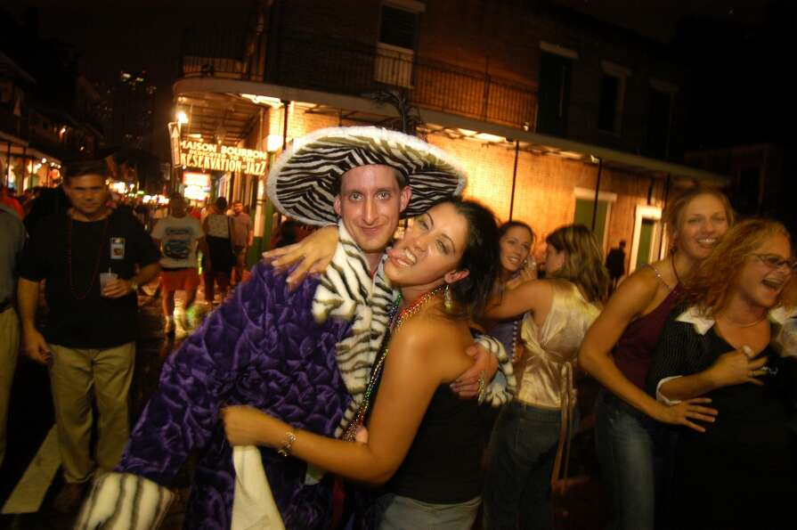 DO: Spend a little time on Bourbon Street at night -- but then get away from it and spend time in ar