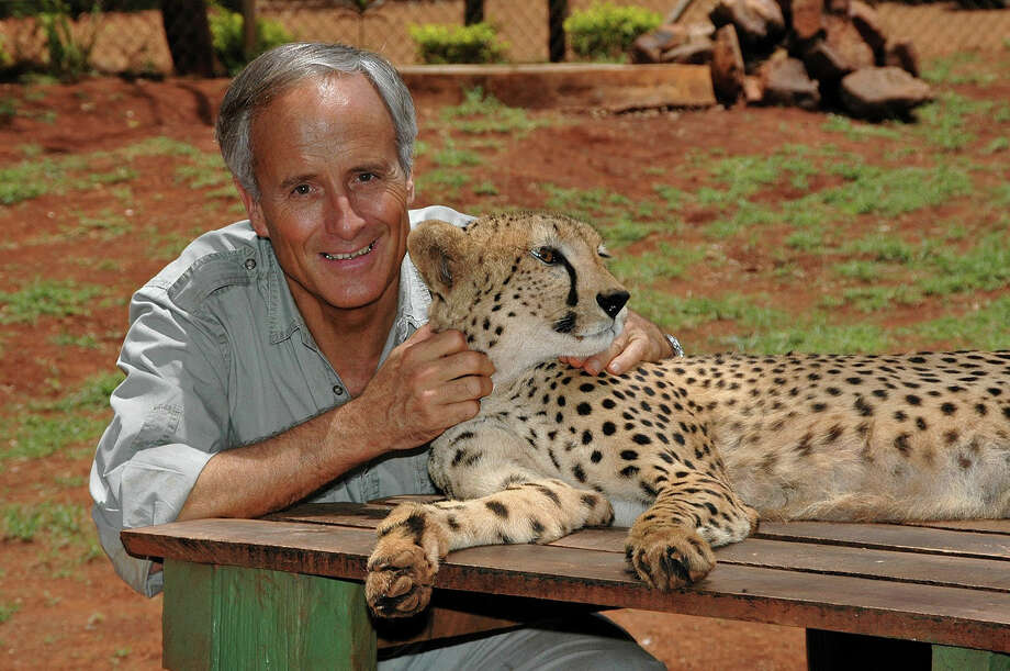 "Jack Hanna will visit the Maritime Aquarium in Norwalk for two shows on Thurs., March 14 as part of the ""Global Insights"" lecture series. One of the most notable animal experts in the United States, Hanna is director emeritus of Columbus Zoo & Aquarium. Photo: Contributed Photo"