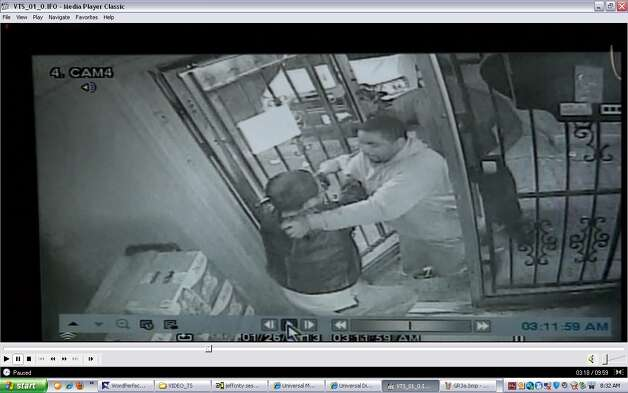 Store manager was robbed at gunpoint Saturday. Photo: Beaumont Police Department