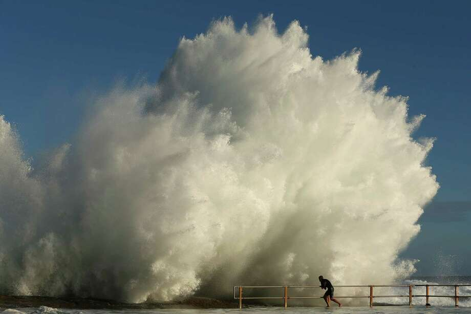 More from North Curl Curl.  Photo: Cameron Spencer, Getty / 2013 Getty Images