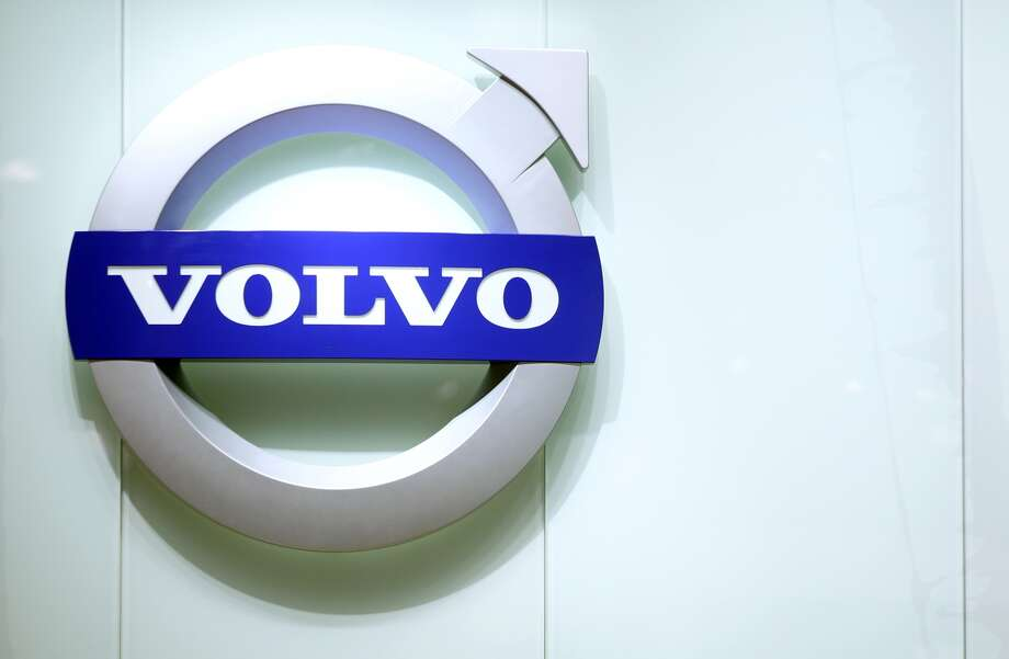 Volvo: The logo is a play on the ancient symbol for iron and the symbol used for Mars, the Roman god of war. Volvo used the symbol to represent quality, safety and durability.