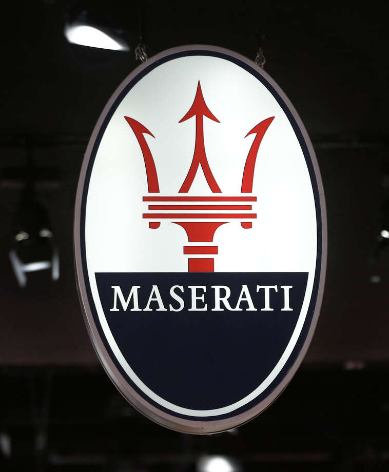Maserati: The company got the inspiration for its logo from a trident on the statue of Neptune, which was in the center of Bologna,  Italy, where Maserati was headquartered.Source: Road & Track