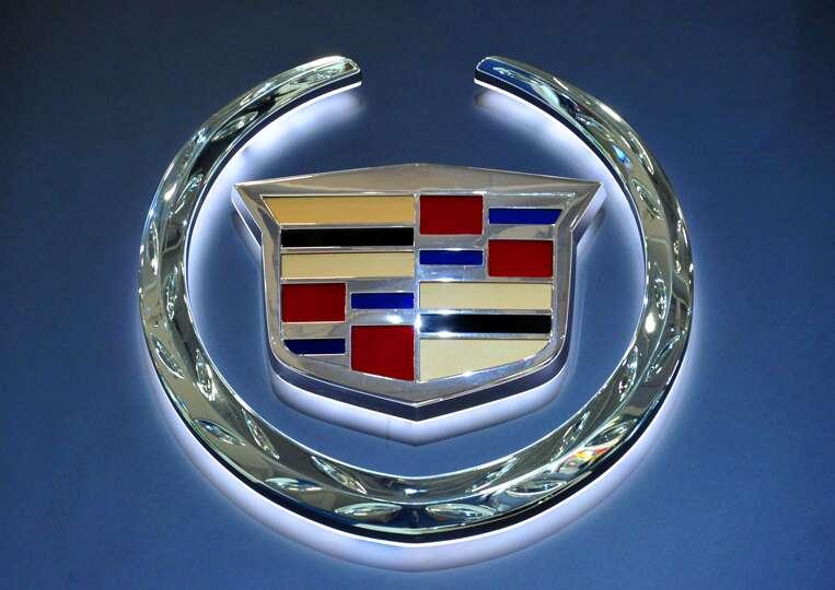 Luxury Vehicles Logo: Cadillac: The Luxury Car Brand Has Had Nearly A Dozen