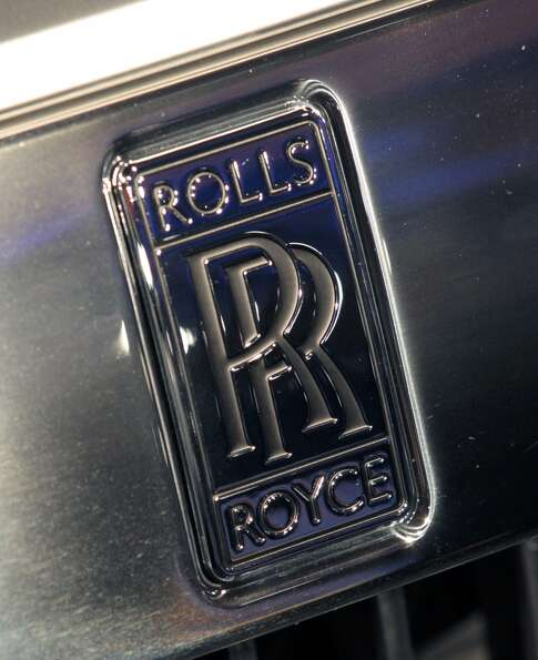 Rolls-Royce: The double-R logo began as an ode to founders Henry Royce and Charl