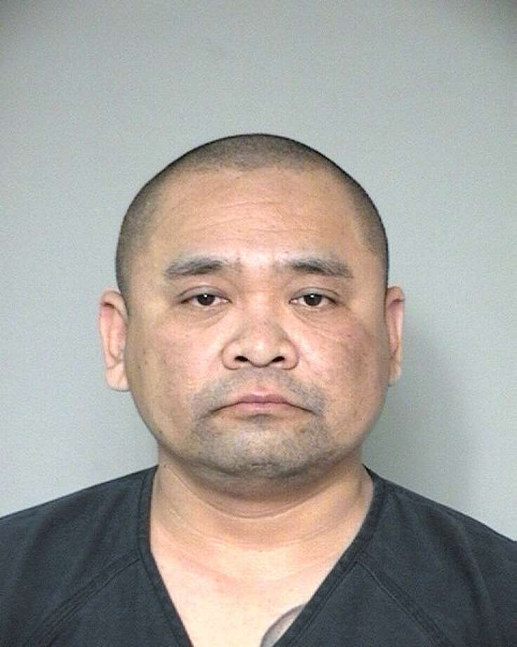 Duyet Nguyen was arrested after agents executed a search warrant on a Sugar Land residence, where officials found a sophisticated marijuana growing operation. Photo: Fort Bend County