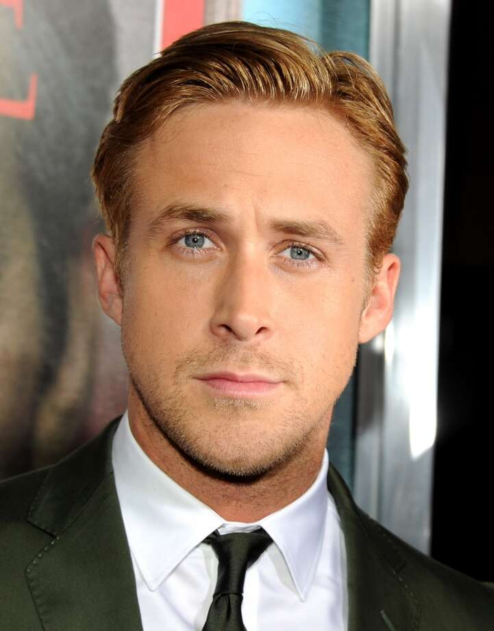 Ryan Gosling -- star of DRIVE and GANGSTER SQUAD.