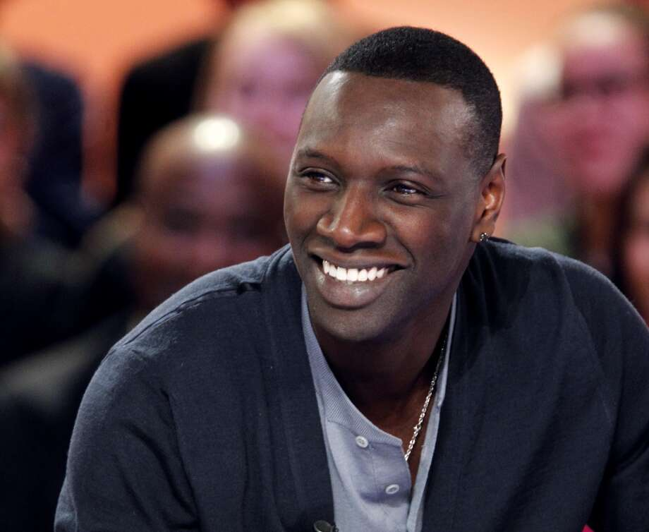 French humorist and actor Omar Sy, who became famous in the last year for INTOUCHABLES.