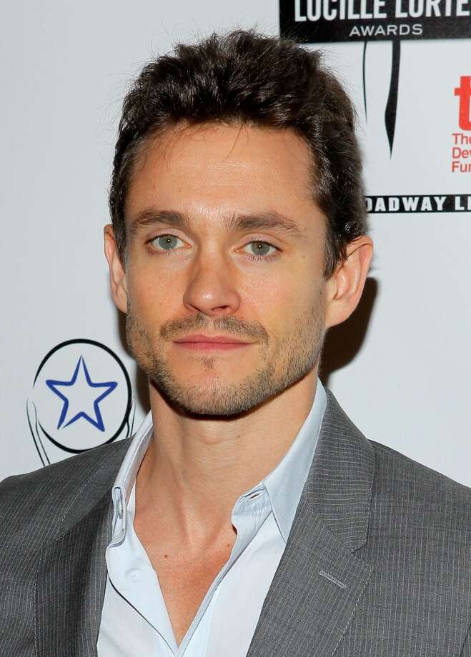 Hugh Dancy, the star of HYSTERIA.