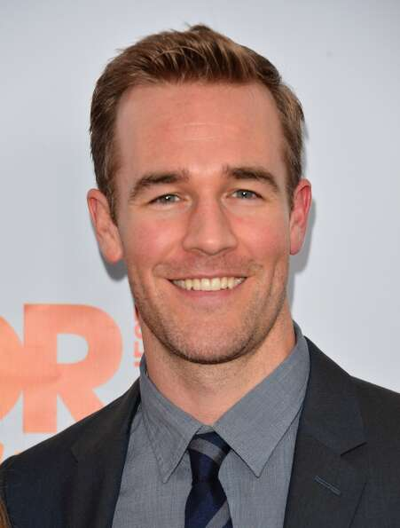 James Van Der Beek -- by popular demand.