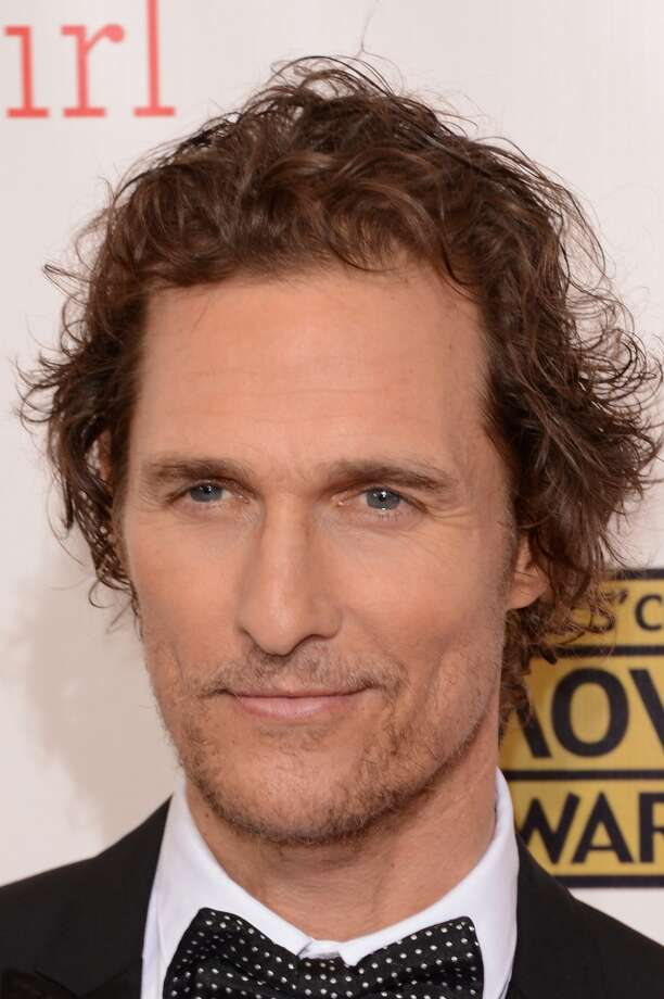 Matthew McConaughey -- who has revealed in versatility in a number of recent films, from BERNIE to THE PAPERBOY.