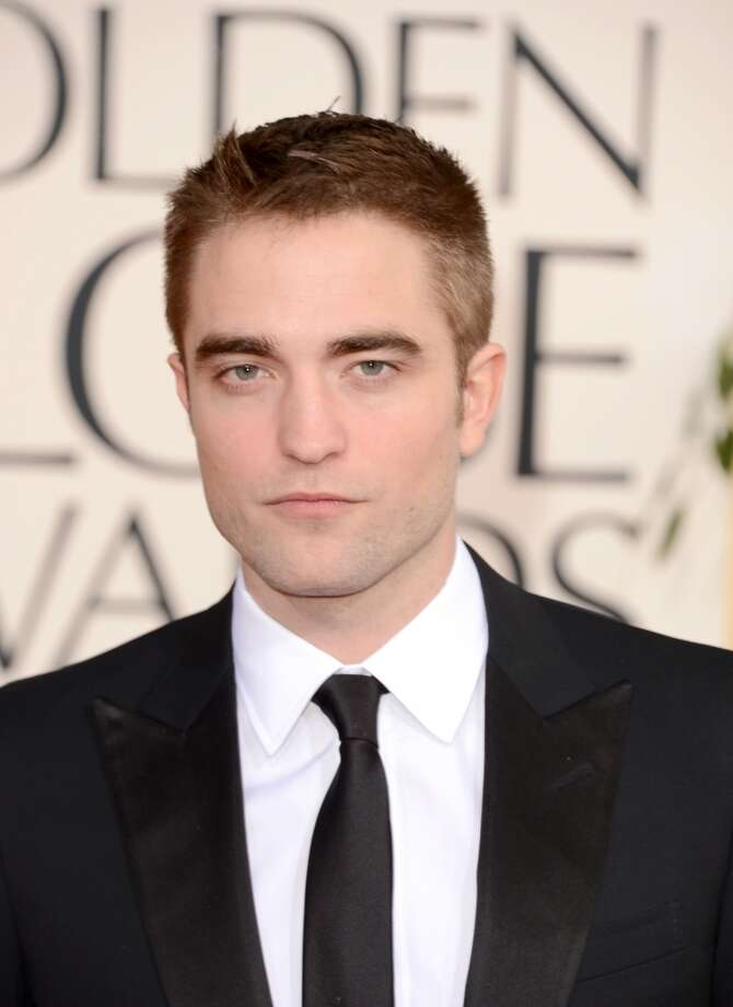 Robert Pattinson -- good actor, handsome young fellow, but he needs to get out in the sun more.