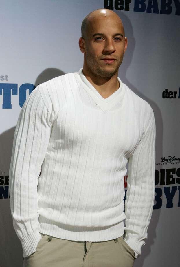Vin Diesel -- best action star of the 21st century.