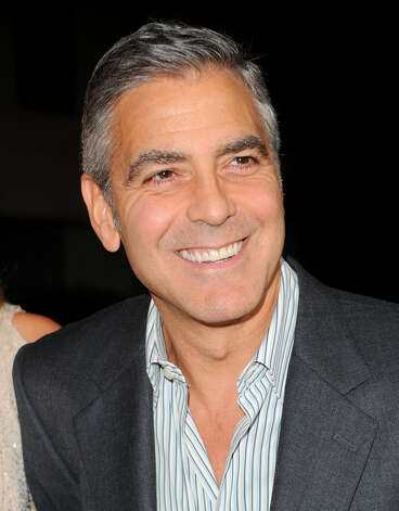 George Clooney -- the closest thing we got to Gable in the modern era. Photo: Alberto E. Rodriguez, Getty Images / 2011 Getty Images