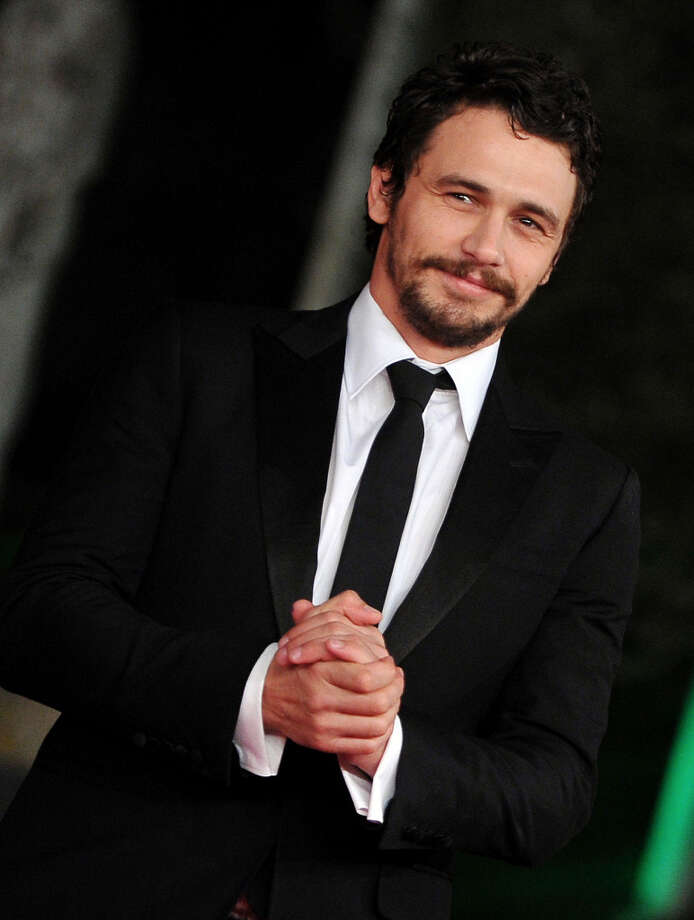 James Franco -- talented leading man with a great future. Photo: TIZIANA FABI, AFP/Getty Images / 2012 AFP
