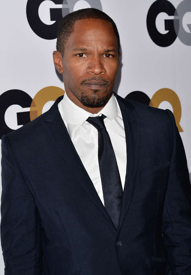 Jamie Foxx -- star of RAY and DJANGO. Photo: Alberto E. Rodriguez, Getty Images / 2012 Getty Images