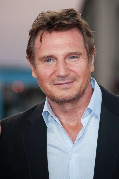 Liam Neeson -- serious actor who found his calling as an action star.