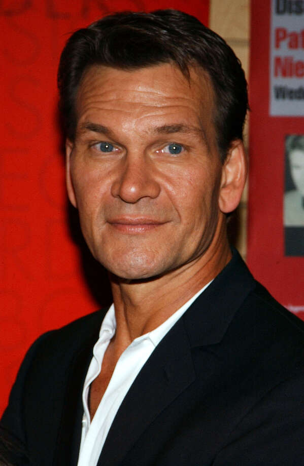 Patrick Swayze -- star of DIRTY DANCING. Photo: Bryan Bedder, Getty Images / 2005 Getty Images