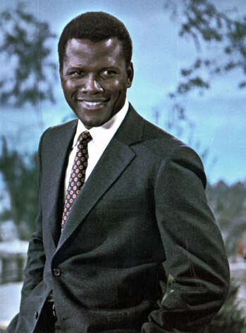 Sidney Poitier -- great actor, important cultural icon.