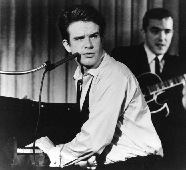 Warren Beatty -- star of BONNIE AND CLYDE, BULWORTH and many other films.