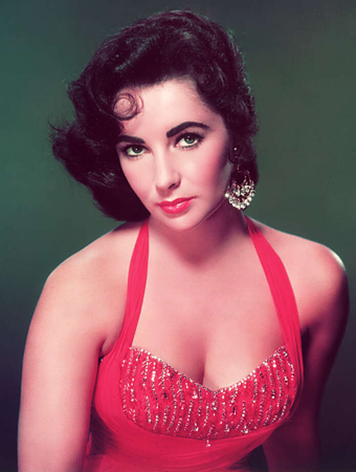 Elizabeth Taylor -- classic star of the 1950s and 1960s. Photo: Hulton Archive
