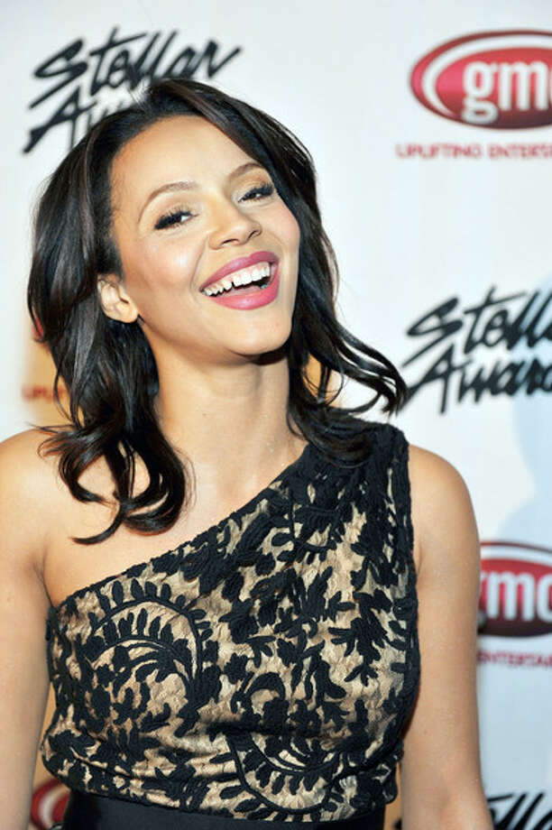 Carmen Ejogo, who was amazing in SPARKLE.