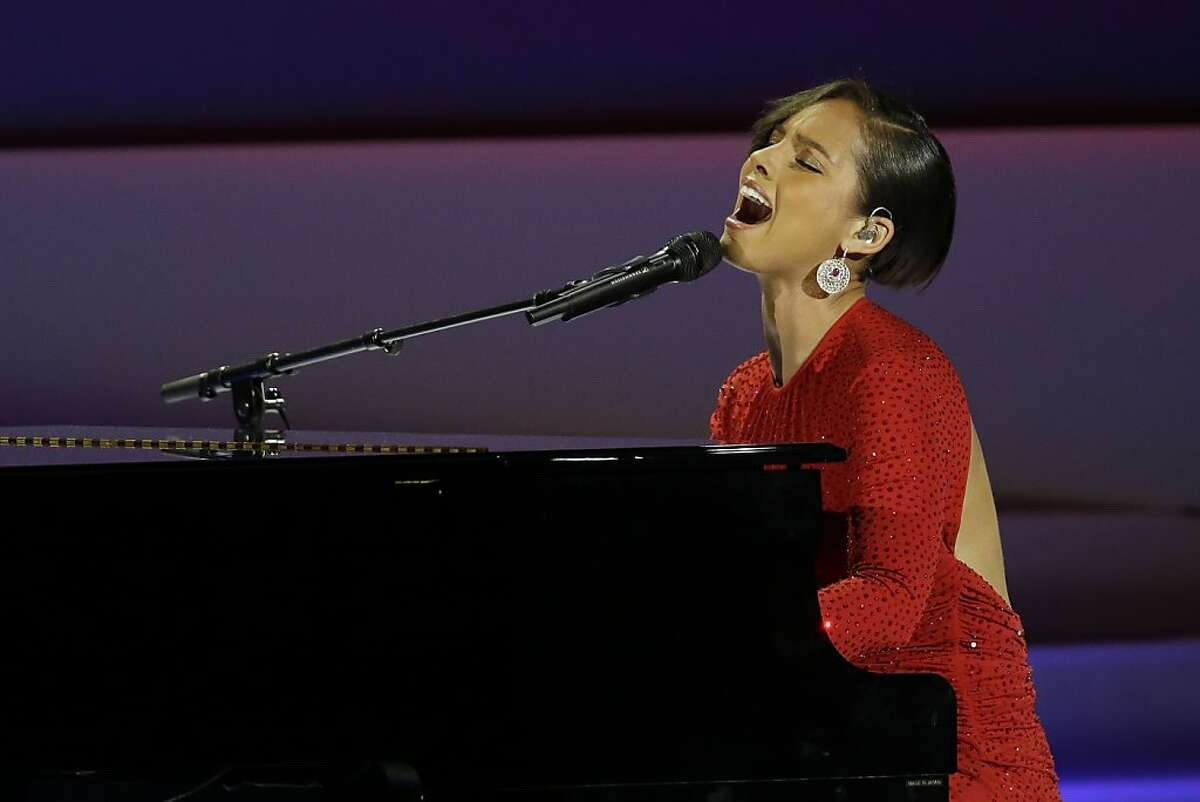 How long will Alicia Keys take to sing the National Anthem? Line: Over/under 2 minutes, 15 seconds