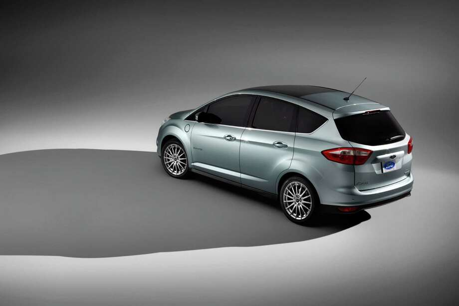 In An Undated Handout Photo The 2017 Ford C Max Energi Made
