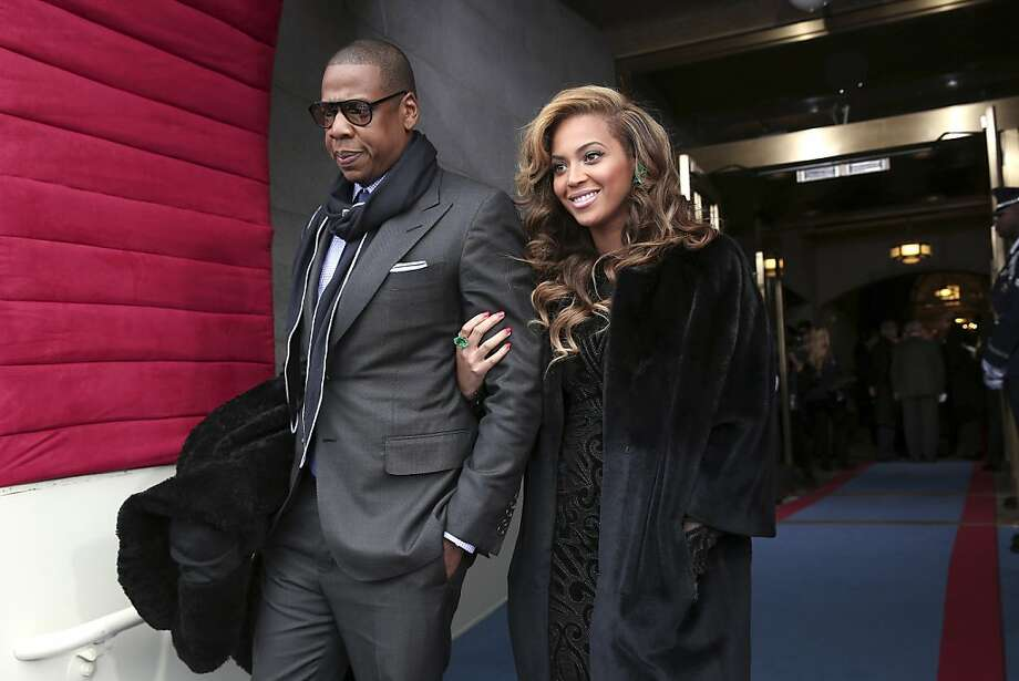 Will Beyonce be joined by Jay-Z on stage at halftime of the Super Bowl show? Line: Yes +110, No -150  Photo: Win McNamee, Associated Press
