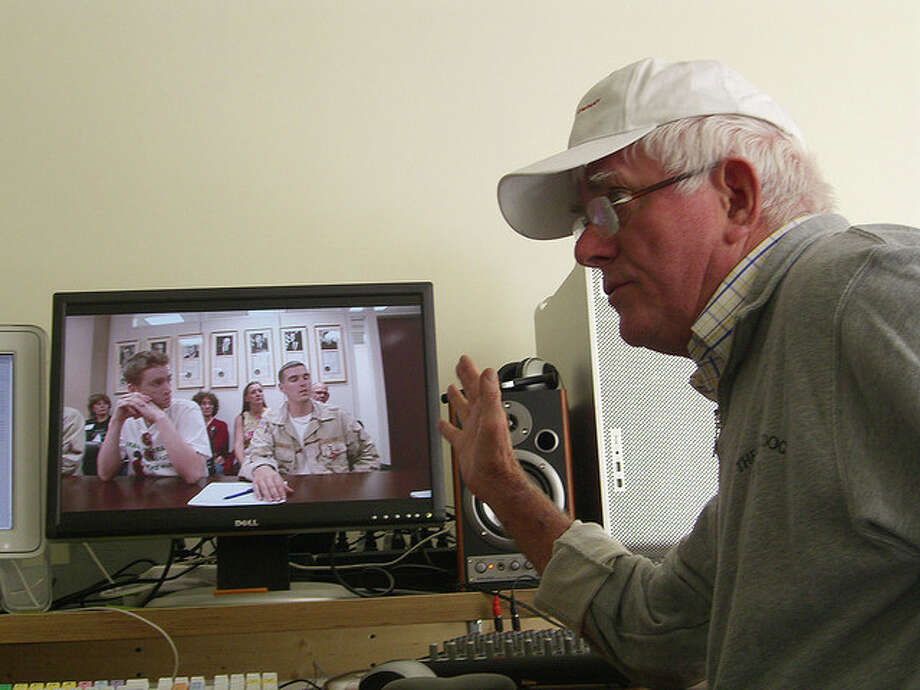 """Television legend Phil Donohue, co-director of the award-winning film """"Body of War,"""" will be on hand for a Q&A after the film's screening Friday, Feb. 1 at  The Ridgefield Playhouse. Photo: Contributed Photo"""