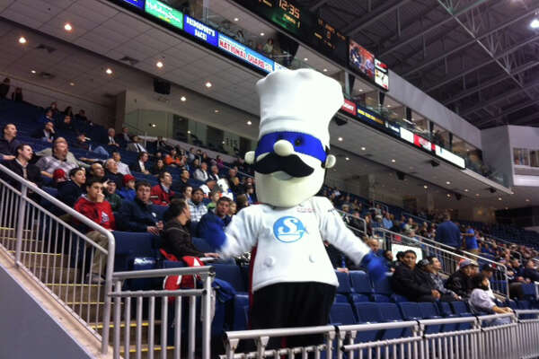 Chef Quahog, the mascot for the annual Chowdafest competition, plans to be at the Webster Bank Arena at Harbor Yard in Bridgeport, Conn., Sunday, Feb. 3, 2013, for the event, which runs 11 a.m. to 4 p.m.. This is the fifth year of the event, which also benefits Connecticut Food Bank. For more information, visit http://www.chowdafest.org.