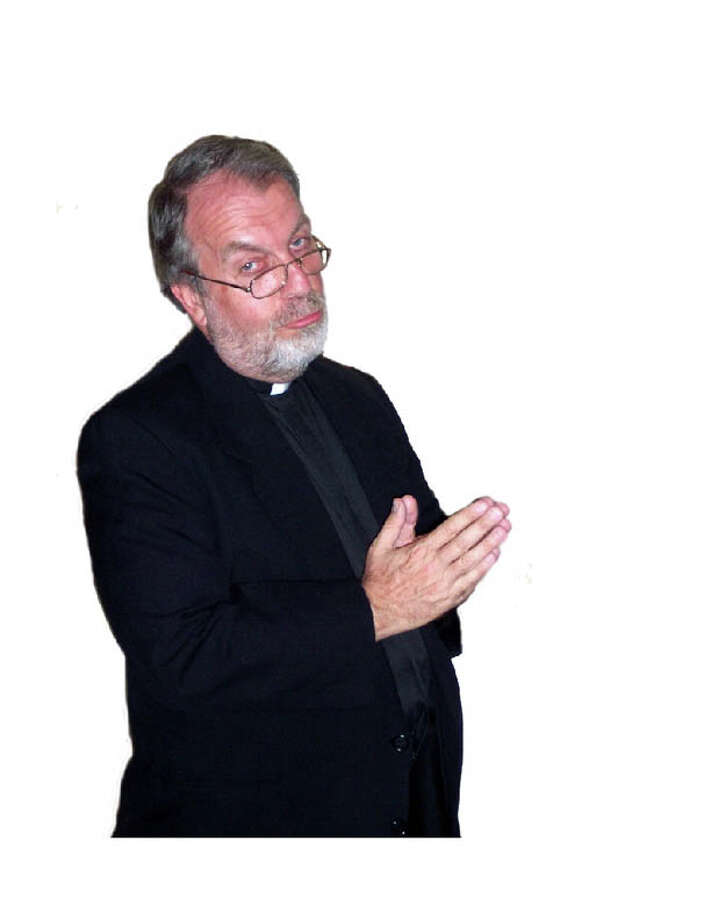 Dave Kane stars in a night of comedy about growing up Catholic, on Saturday, Feb. 2, at The Palace Danbury. Photo: Contributed Photo