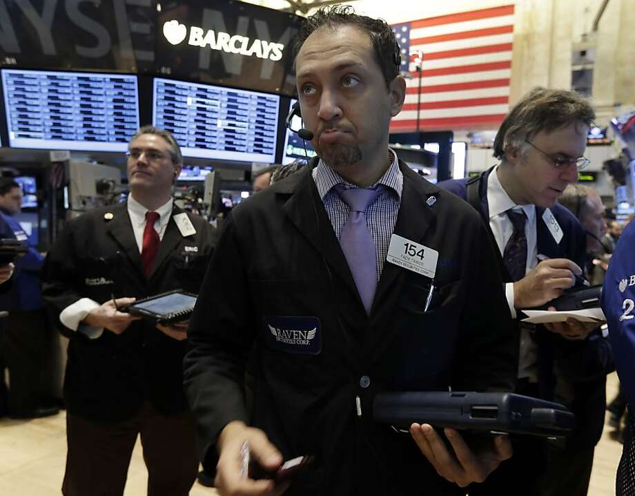What will happen with the Dow Jones after the Super Bowl?Line: Market Up (+140), Market Down (Even) Photo: Richard Drew, Associated Press
