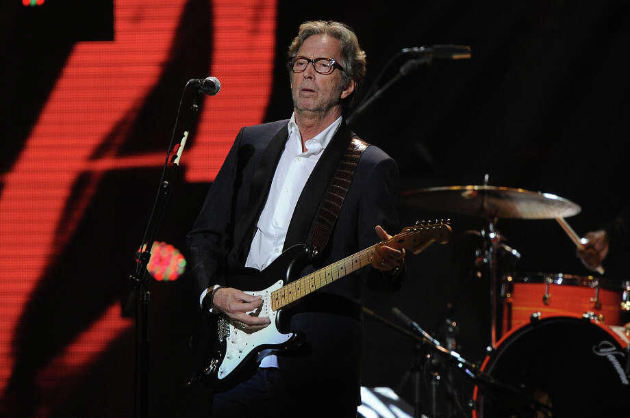 Legendary guitarist Eric Clapton with The Wallflowers performs at Mohegan Sun Arena in Uncasville on Sunday, April 5, 7:30 p.m. Tickets, at $185 and $135, can be purchased via Ticketmaster.com Photo: Larry Busacca, Getty Images / Getty Images
