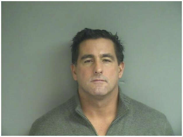 Donato Anthony Minicozzi, 49, of Brick, New Jersey is charged with first-degree harassment, second-degree threatening and attempt to commit first-degree larceny. Photo: Contributed Photo
