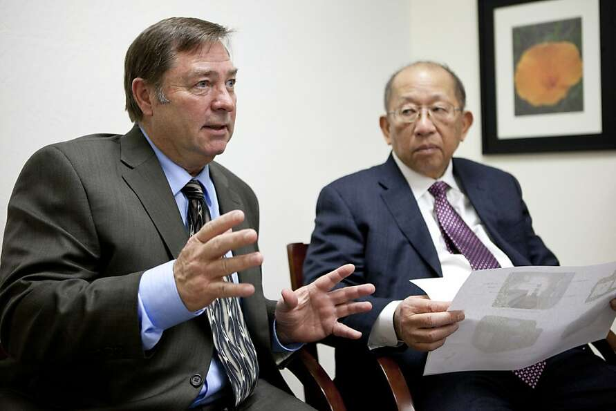 Mike Williams and his partner and benefactor Dr. Jong Chen operate a business that creates molded, d