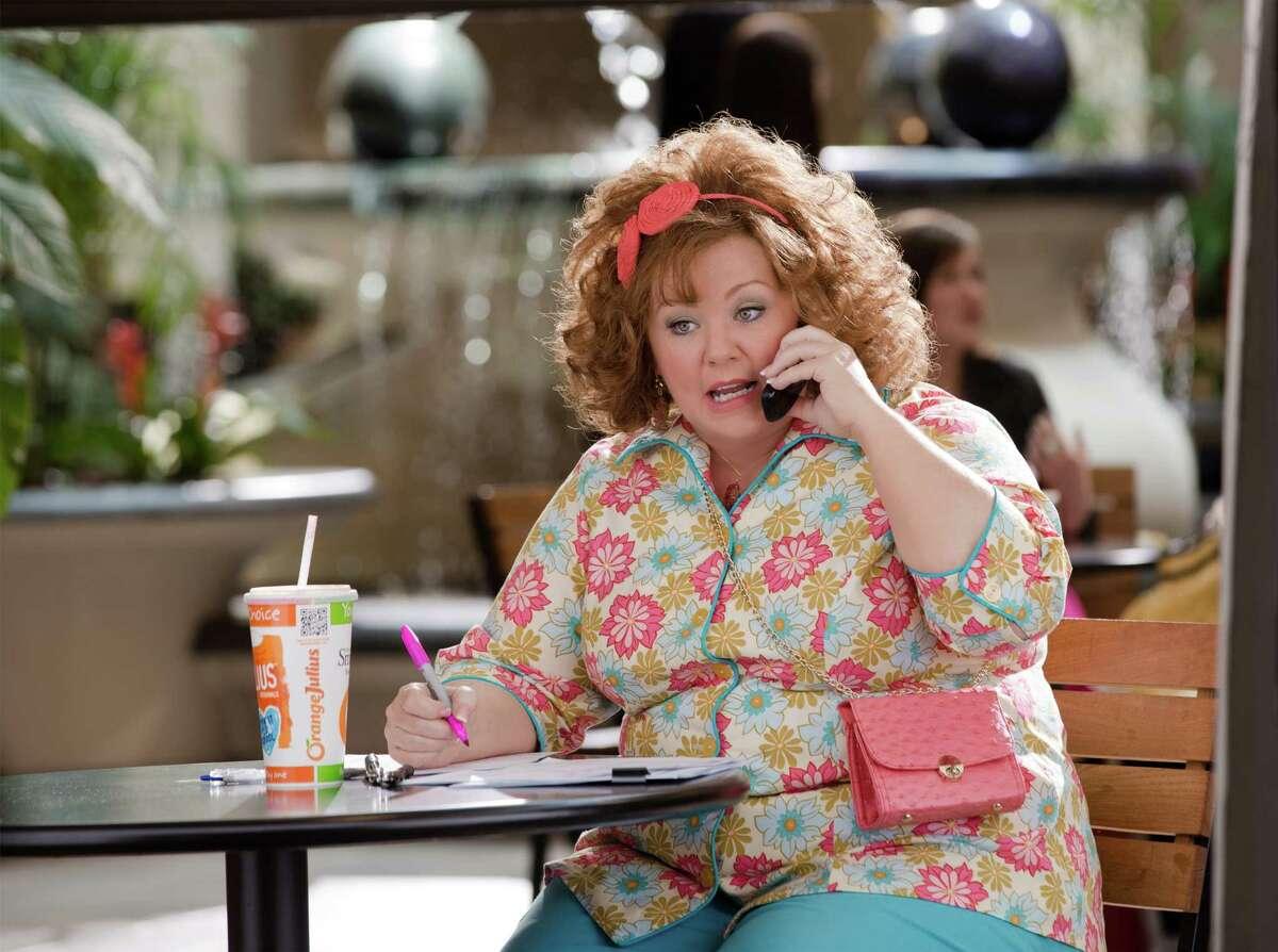 "Melissa McCarthy stars in ""Identity Thief."""
