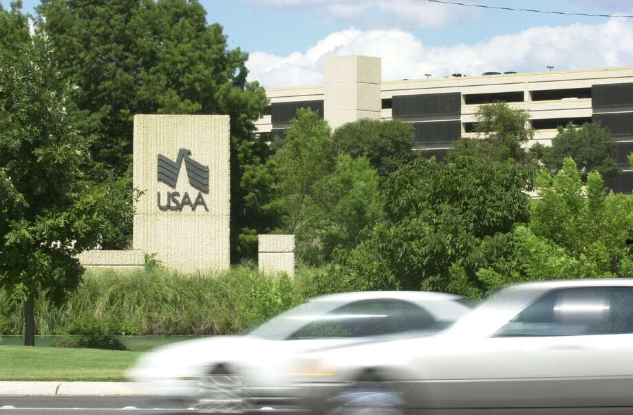 USAA's credit card division also ranks 6th in the Temkin Trust Rankings.TTR: 70% Photo: EXPRESS-NEWS FILE PHOTO