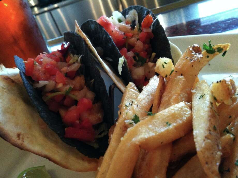 DONT: Just eat the Louisiana staples. Have some meals at places doing creative and fun things with local ingredients, including Sylvain gastropub on Chartres Street. (Pictured: Lobster tacos from Gordon Biersch Brewery on Poydras Street.)