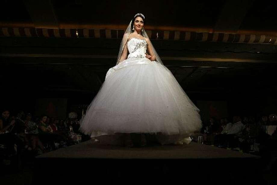 I Do Bridal Soiree at Royal Sonesta Hotel in Houston.
